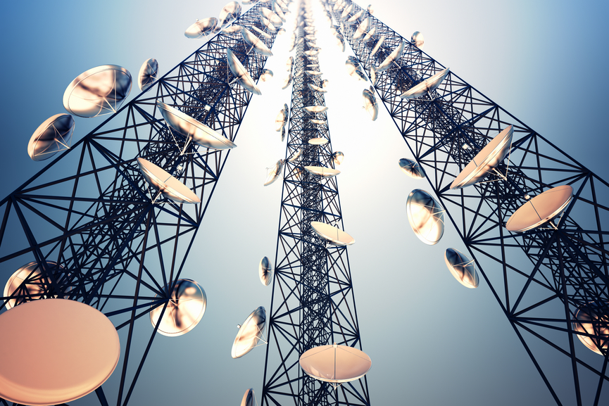 Soluções em telemetria - construção civil